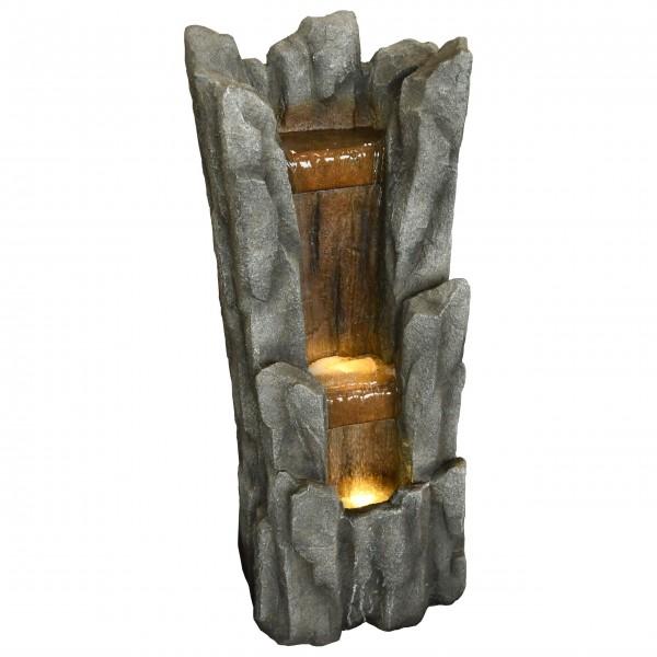 Gartenbrunnen-Felswand-XL-Dekobrunnen-mit-wei-er-LED-Beleuchtung-ca-99-x-41-x-30-cm-grau-Steinoptik