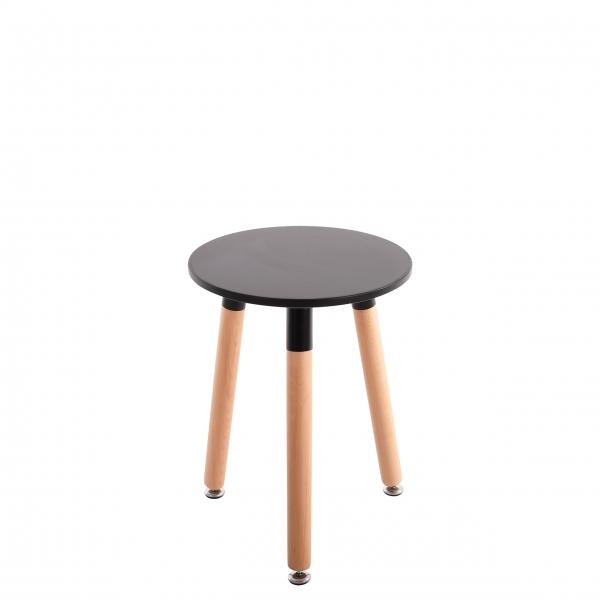 raburg-beistell-tisch-smilla-extra-klein-seiden-schwarz-35cm-tischplatte-beine-buche-103212-01