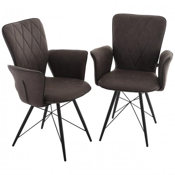 tkaway-2er-set-esszimmerstuehle-marek-mikrofaser-vintage-dunkel-grau-gestell-seiden-schwarz-103310-1