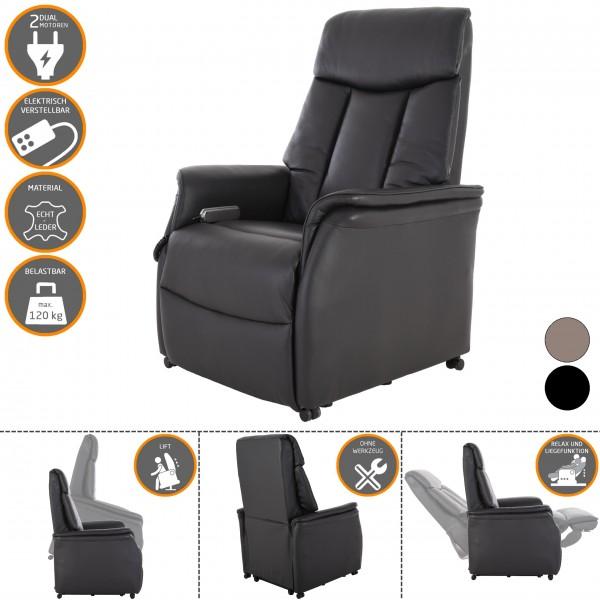 RABURG-Fernsehsessel-CARL-mit-Aufstehhilfe-Liegefunktion-aus-Premiumleder-Schwarz-mit-2-Motoren-Fernbedienung-10