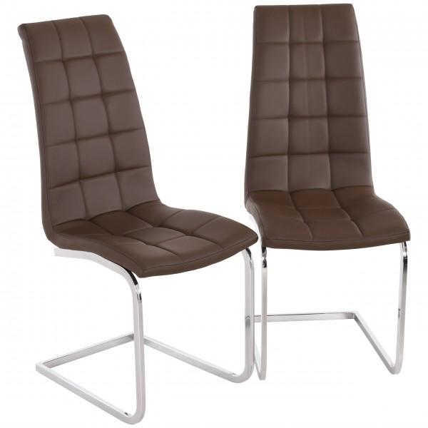 raburg-2er-set-esszimmerstuhl-leonardo-cioccolato-braun-gesteppter-freischwinger-kunstleder-102835-01